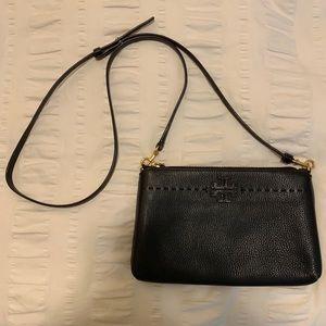 Tory Burch - Black Crossbody Bag